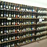 Bishop's wines alongside other CT wines