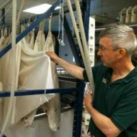 Thin nylon clothes used for filtration