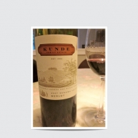 Kunde Family Estate Merlot